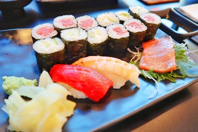 マルタの日本食レストラン