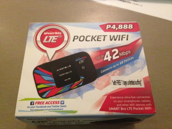 ポケットワイファイ(Pocket WiFi)