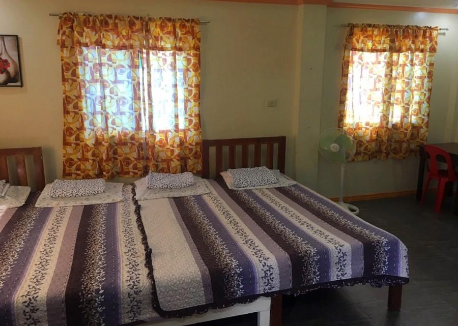 CEBU ESLの寮・部屋