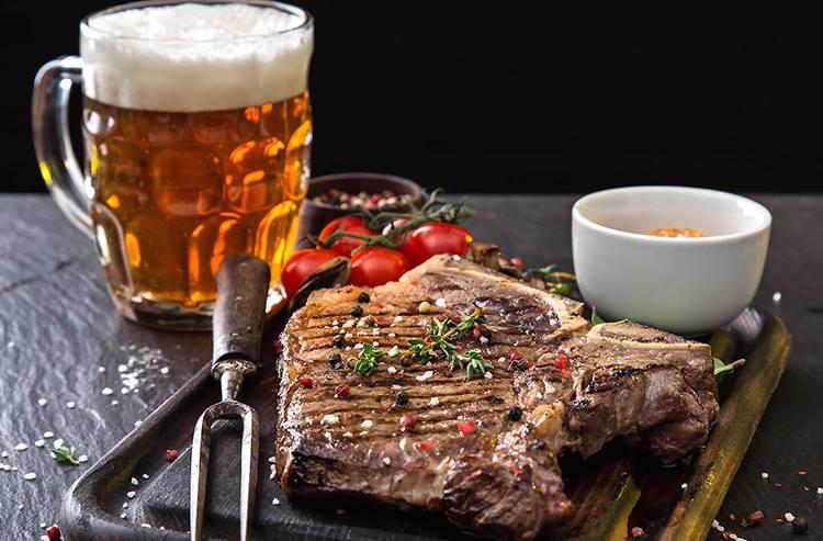 サンディエゴ レストラン Rei Do Gado Brazilian Steakhouse(レイ・ド・ガド・ブラジリアン・ステーキハウス)/ ブラジル料理
