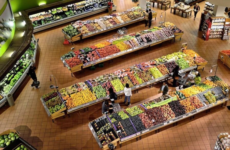 アメリカ スーパーマーケット