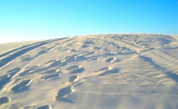 オーストラリアの砂丘