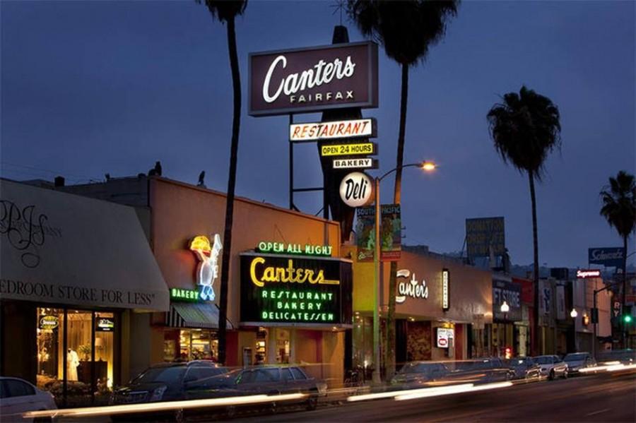 ロサンゼルス レストラン Langer's Deli(ランガーズデリ)