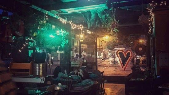 エディンバラ カフェ Forest cafe