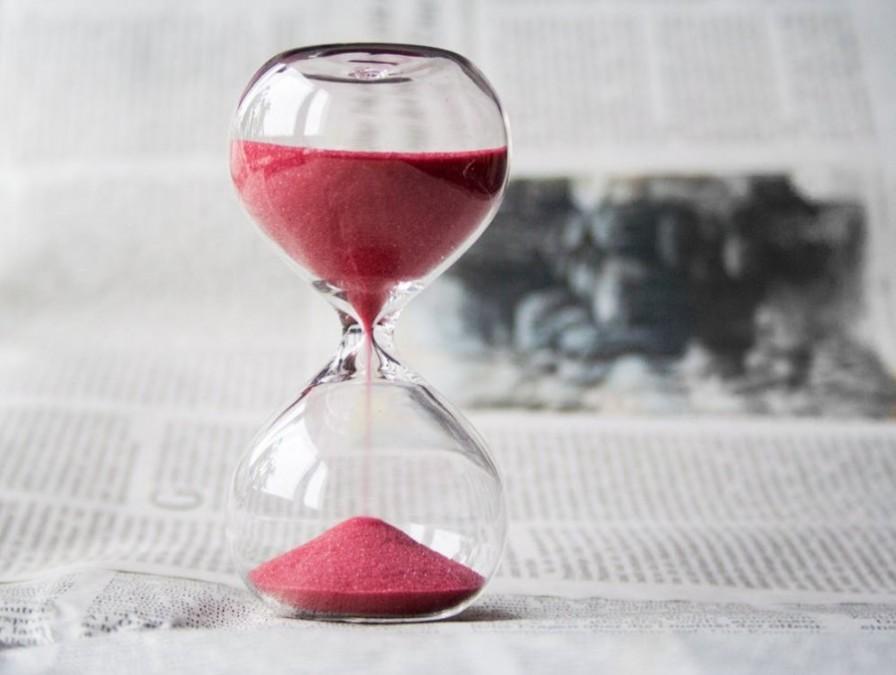 砂時計 勉強時間