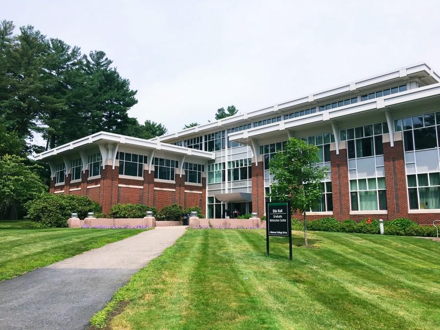 バブソン大学MBA留学