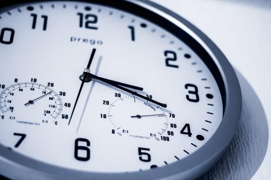 TOEIC 問題 時計