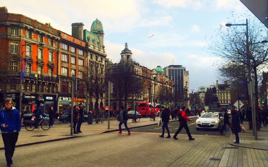 アイルランドの治安 シティーセンター
