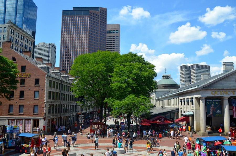 ボストン ショッピング