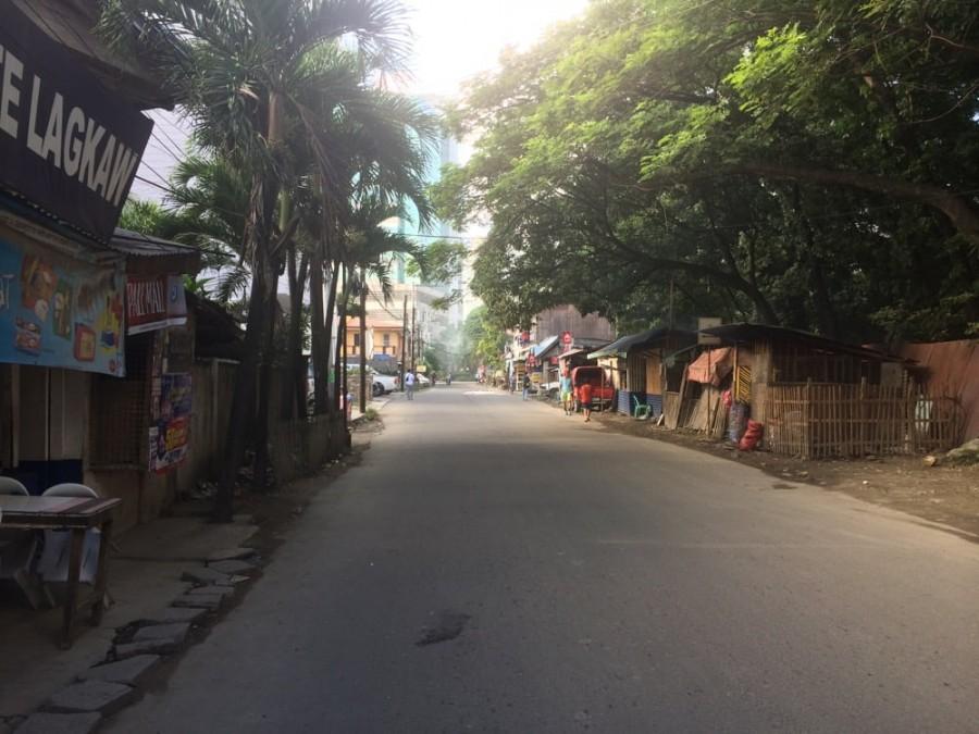 学校までの道のり