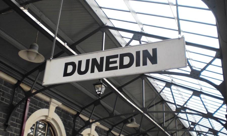 ダニーデンの鉄道