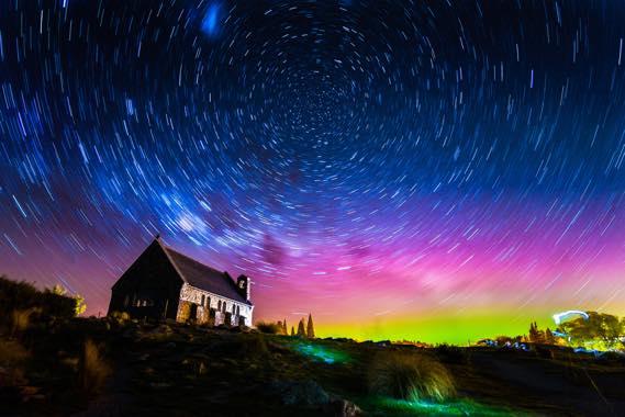 ニュージーランド, テカポ湖