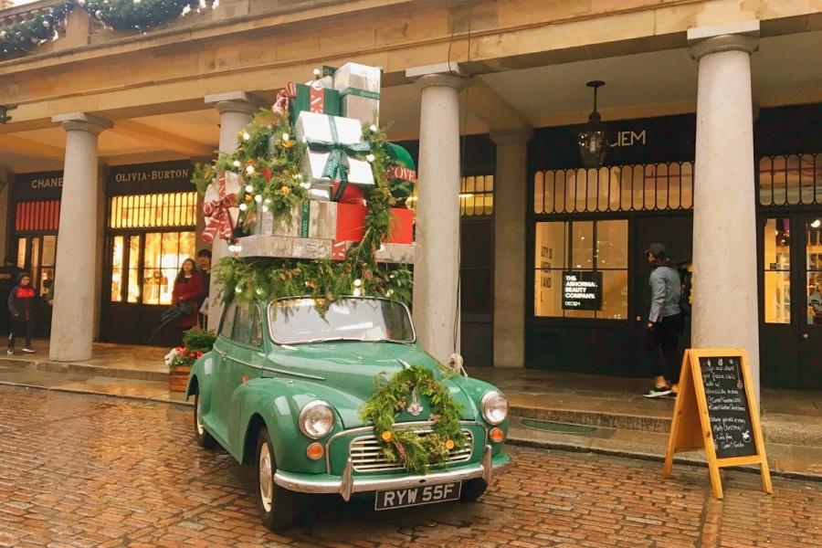 イギリスのクリスマスの様子