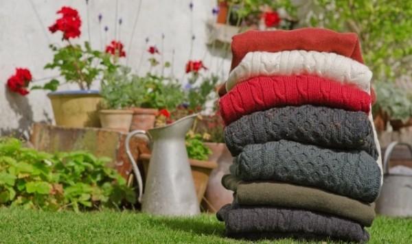 アイルランドのお土産「Aran sweater (アランセーター)」