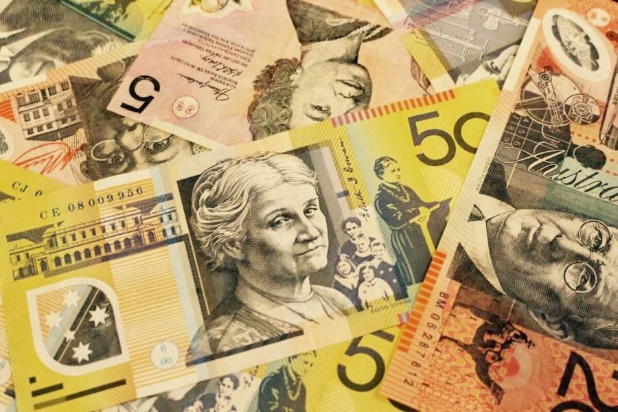 オーストラリア 物価 紙幣