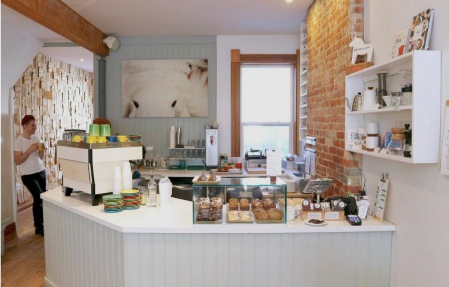 トロント カフェ フィカ・カフェ(FIKA Cafe)