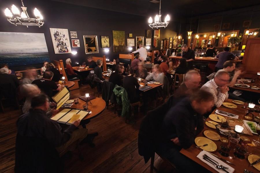 ビクトリア レストラン Cafe Brio(カフェ・ブリオ)