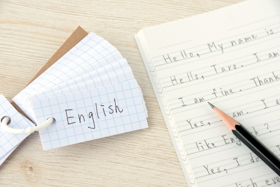 英語ライティング勉強法