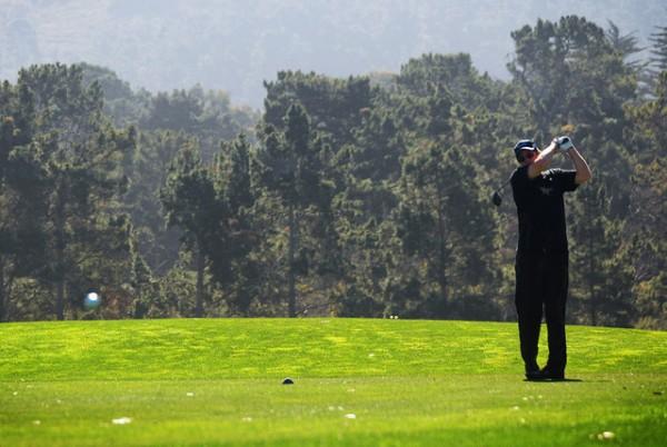 クラークのゴルフ場