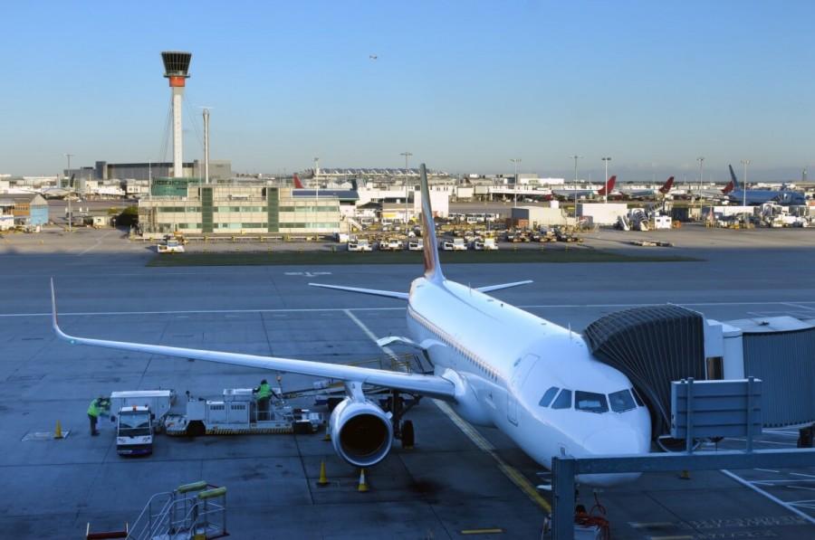 イギリス・ロンドンヒースロー空港