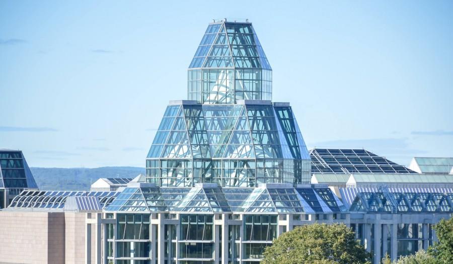 オタワ 留学 メリット カナダ国立美術館