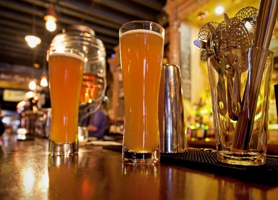 カナダ ビール バー