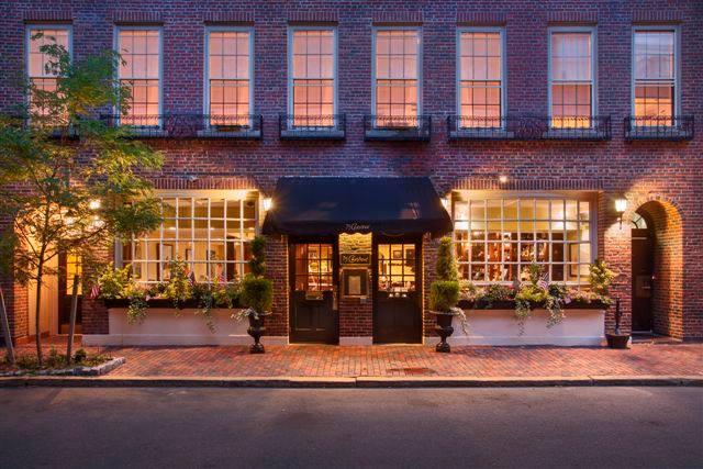 ボストン レストラン 75 Chestnut(75チェスナット)