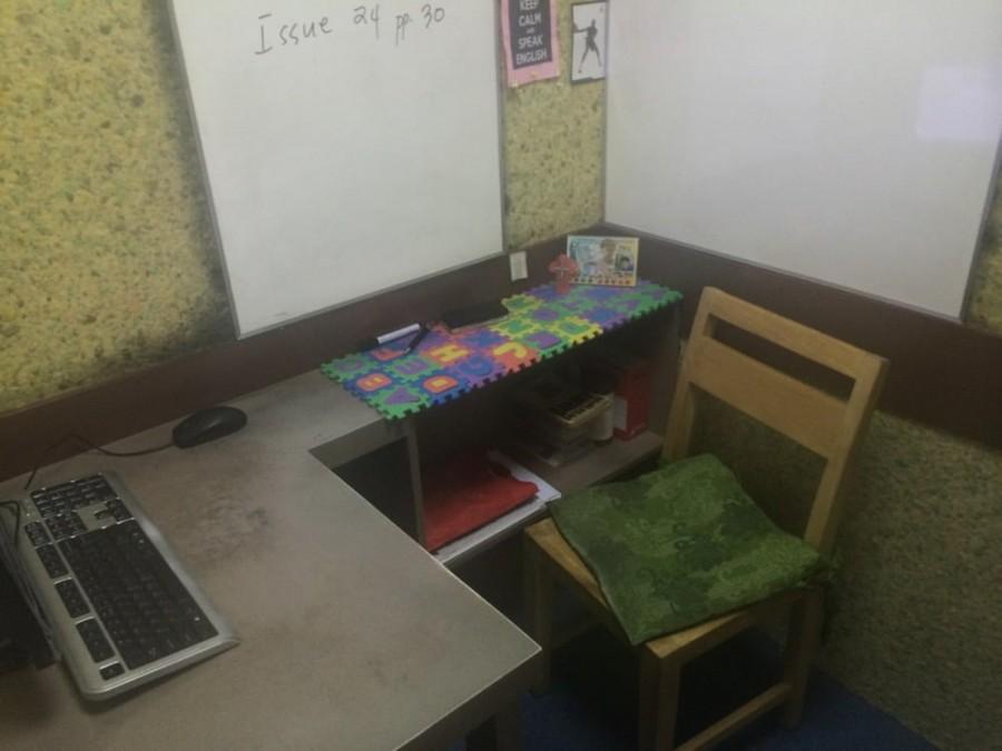 7階の教室