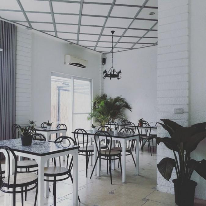 ダバオ カフェ Sea Green Cafe(シーグリーンカフェ)