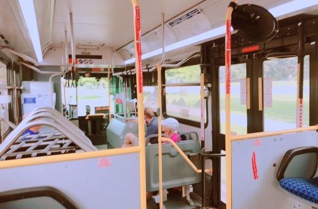 ソルトレイクシティのバス