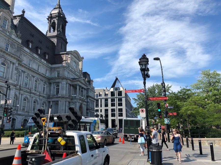 モントリオールで街歩き