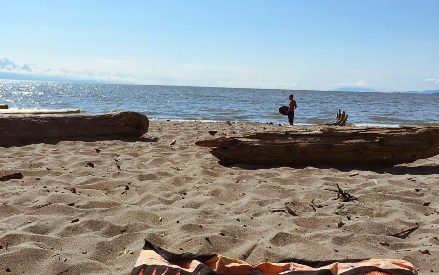 バンクーバー Wreck beach