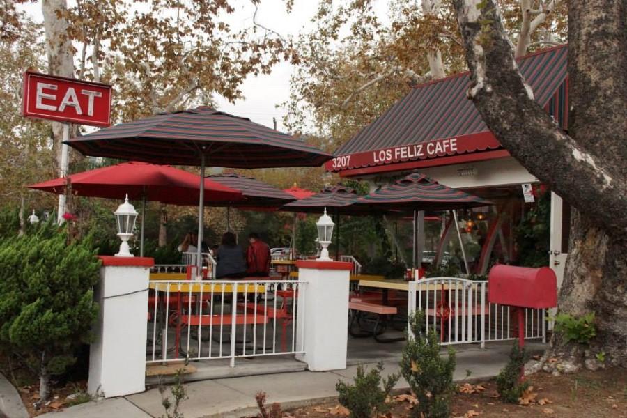 Cafe Los Feliz(カフェロスフェリス)