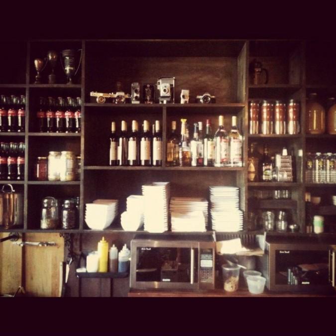 ビクトリア カフェ Union Pacific Coffee