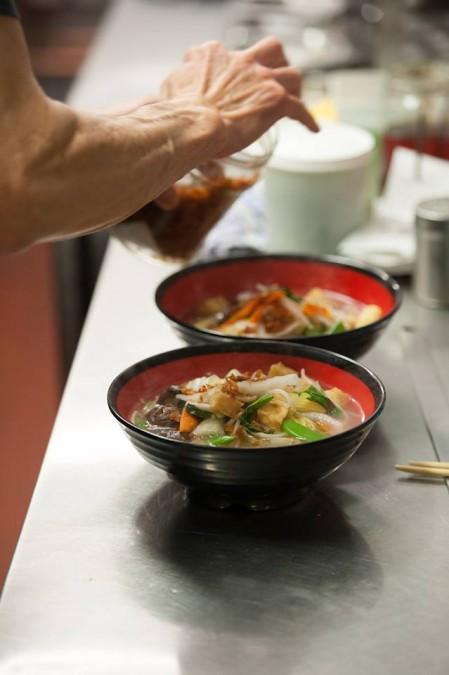 ケンブリッジ レストラン Yippee Noodle Bar(ワイッピーヌードルバー)