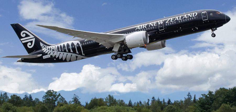 ニュージーランド 航空券