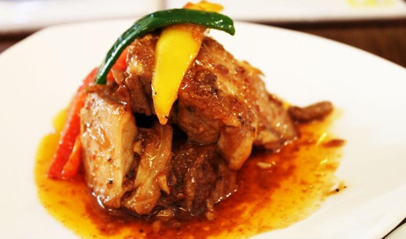フィリピン料理レストランATEのオススメ料理 ボレロ