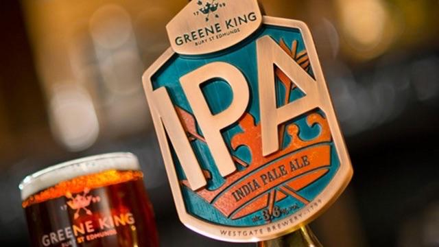 Greene King IPA (グリーンキングアイピーエー)
