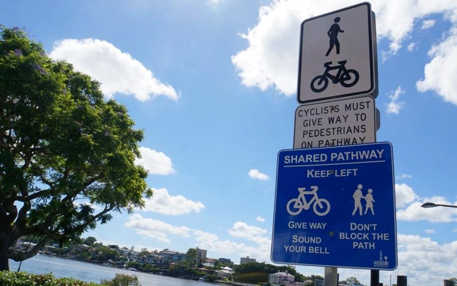 オーストラリアの自転車事情