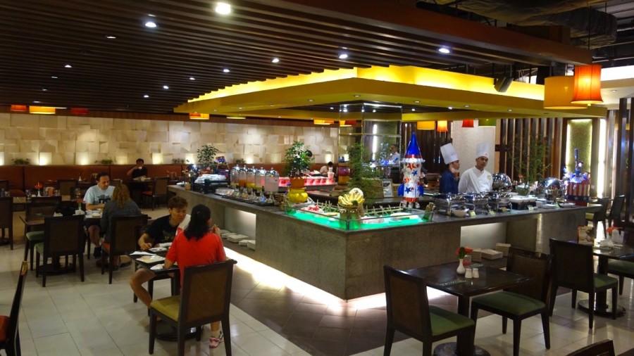 インターナショナルレストラン「UNO」の朝食