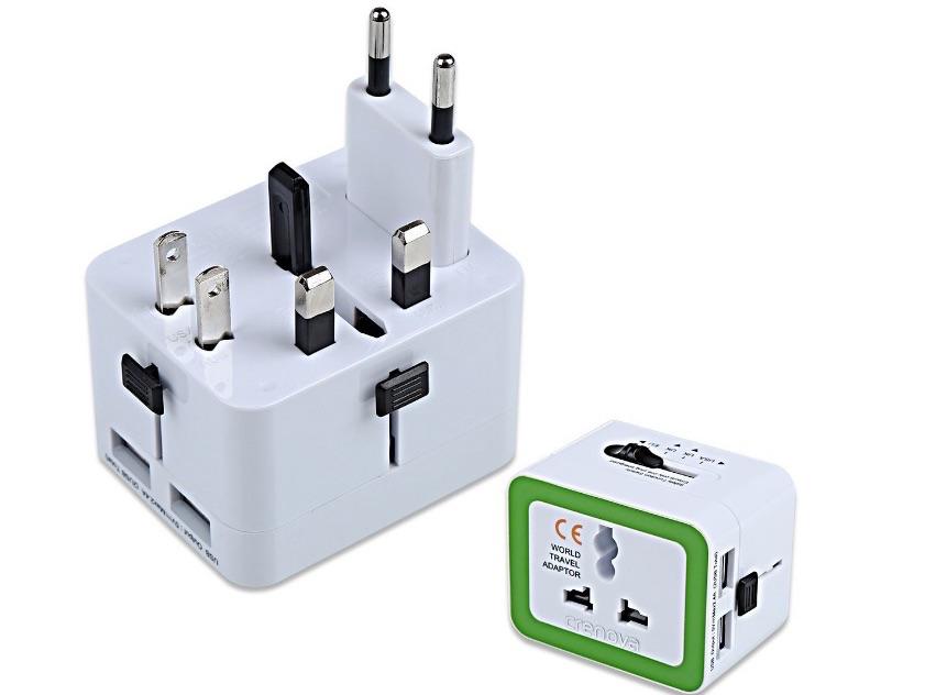 海外旅行用変換プラグ安全旅行充電器