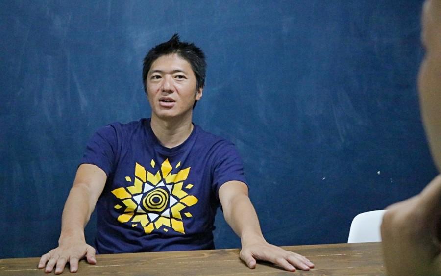 長井秀和さんインタビュー