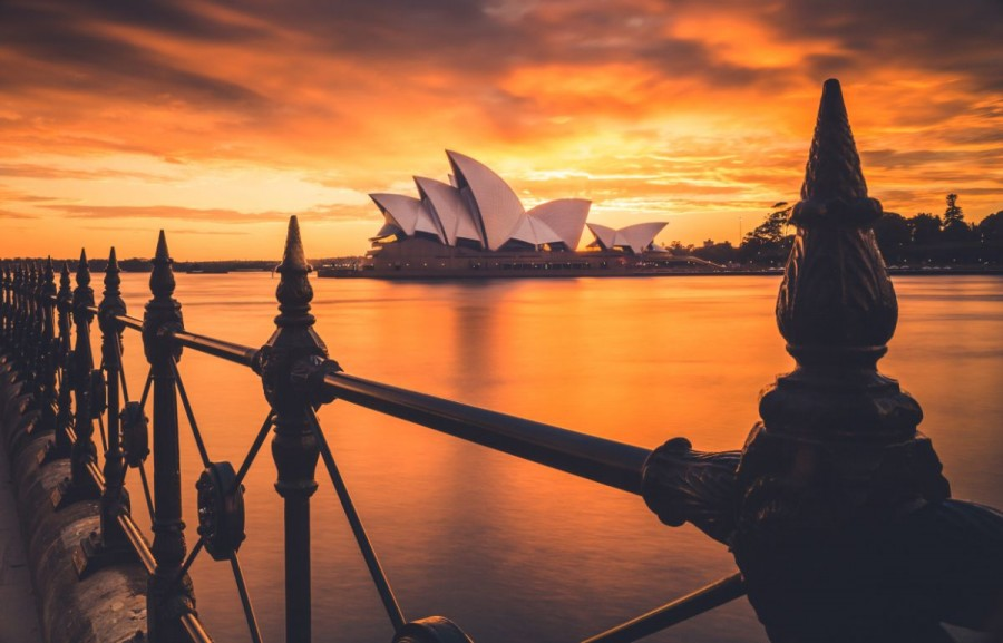 オーストラリア 短期留学