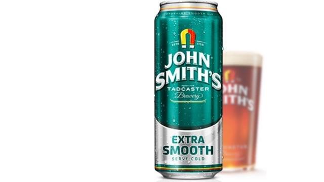 JOHN SMITH'S EXTRA SMOOTH (ジョンスミスエクストラスムース)