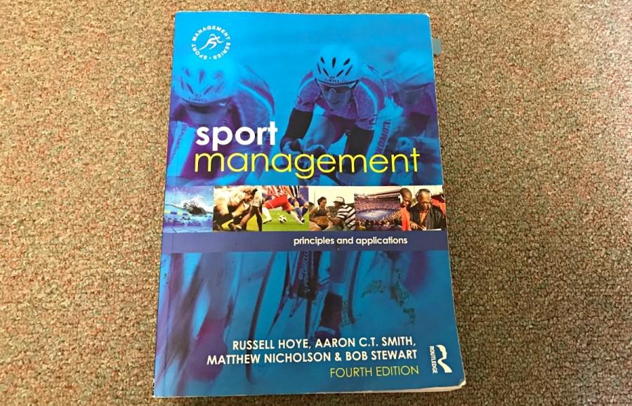 スポーツマネジメントの教科書