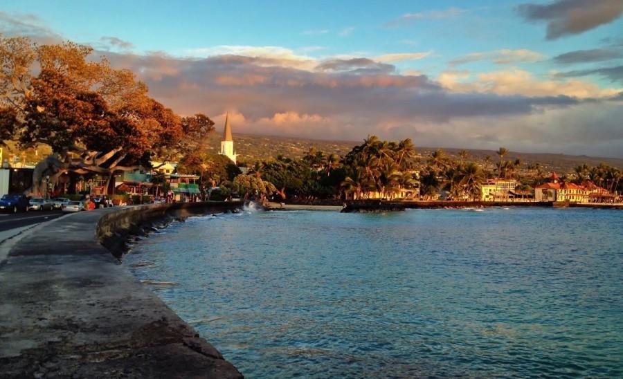 カイルアタウン(Kailua-Kona)
