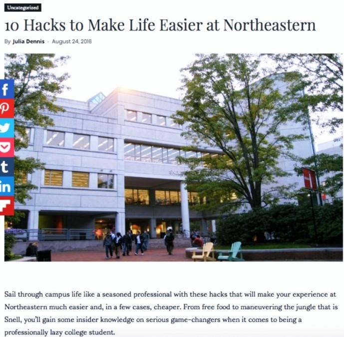 大学非公式のウェブサイト