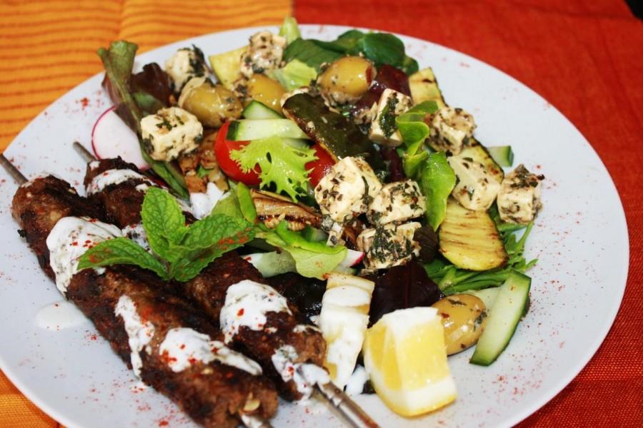 バンクーバー  レストラン Anatolia Express / トルコ料理
