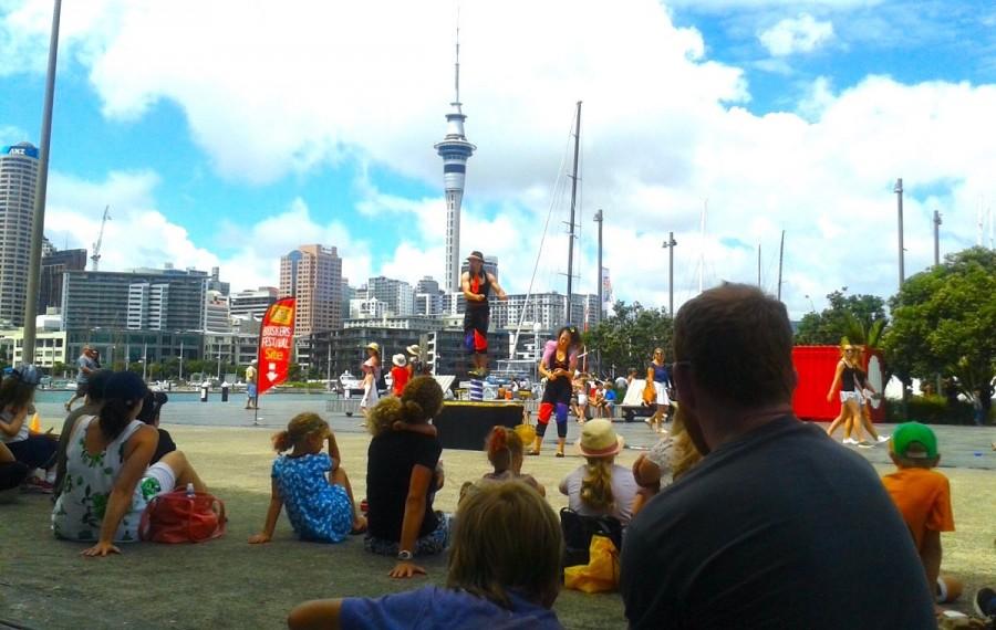 ニュージーランドの治安・街並み