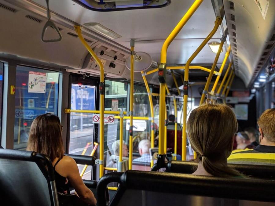 トロント バス